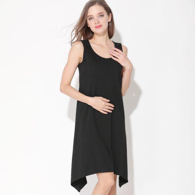 Emotion Moms Maternity Clothes Breastfeeding dress Nursing pregnant dress pregnancy clothes for Pregnant Women Maternity Dresses