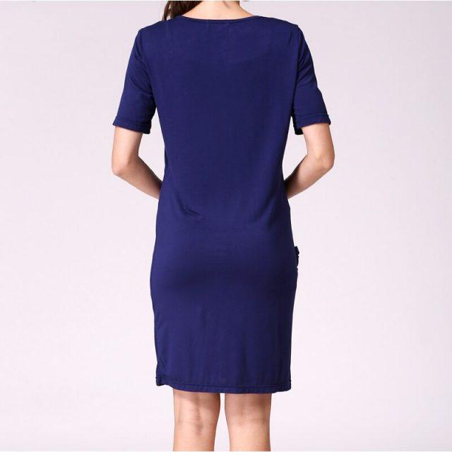 Emotion Moms Fashion Maternity Clothes maternity dress Breastfeeding dresses for Pregnant Women Nursing clothing Pregnancy dress