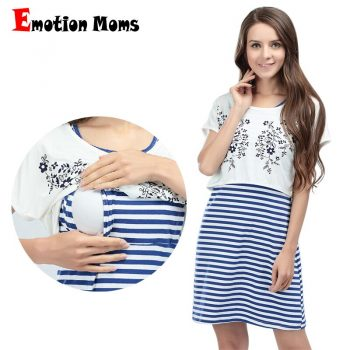 New 2pcs Summer Maternity Clothes Lactancia BreastFeeding dresses Nursing clothing for Pregnant Women FACTORY CLEARANCE PRICE
