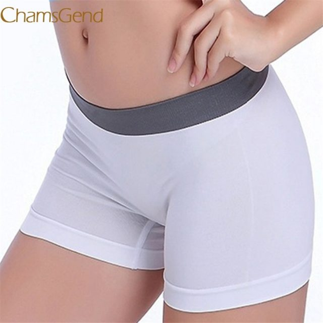 Chamsgend Shorts Newly Design New Summer Women White best Workout Waistband Skinny July9 Drop Shipping #0718