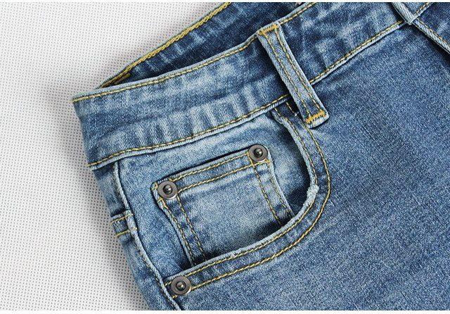 catonATOZ 2146 Woman Vintage Stretchy Denim Pencil Skinny Pants Jeans For Women