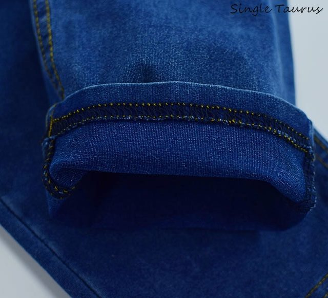 High Waist Push Up Jeans Woman Streetwear Skinny Denim Pants Mujer Blue Distressed Jean Cotton Spandex Tracksuit Spodnie Damskie