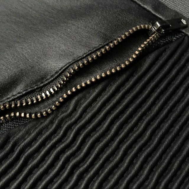 Europe America Moto Birker PU Jeans Women Fashion Zipper Low Waist Push Up Sexy Leather Trousers White Skinny Pencil Pants Mujer