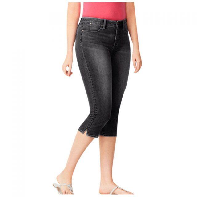 jeans woman mom high waist jeans mujer spodnie damskie jean vaqueros mujer denim streetwear plus size calca jeans feminin new Z4