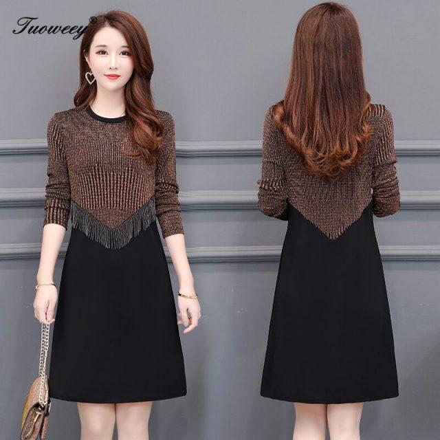 2020 spring Vintage Women plus size 5XL Patchwork Dress Elegant Work Office Business Sheath Bodycon gold mini Dress