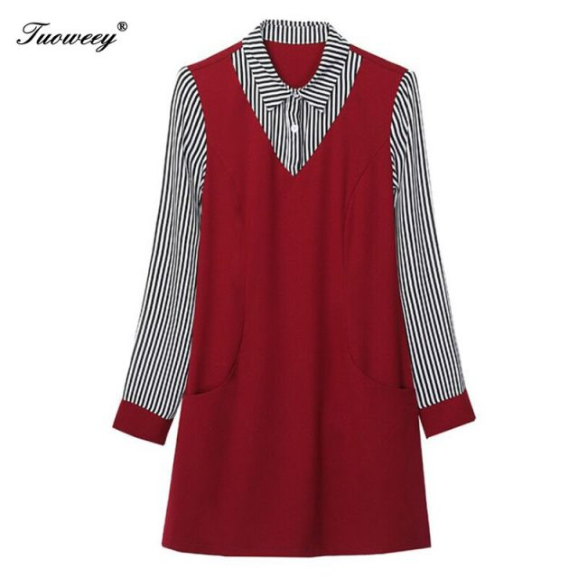 Women Shirts ladies patchwork Print Blouses Blusas 2019 spring  Women Tops Long Sleeve Shirt Long Tunic Tops Female Clothing