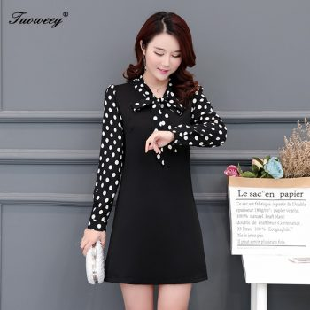 Women Dress 2020 Elegant Women Winter long Sleeve sexy mini Dress Vintage OL Work Wear Bodycon striped Crochet Dresses