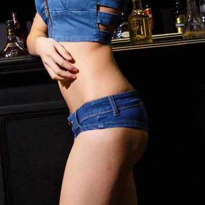 Womens jeans denim shorts pants 2017 Summer Fashion Pure cotton Sexy super shorts Ladies Skinny jeans super short pants Girls
