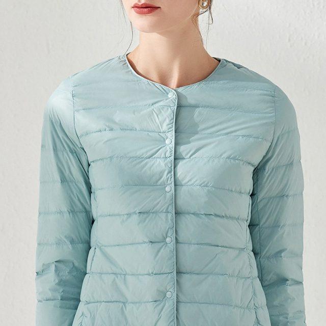 NewBang Ultra Light Duck Down Women Matt Fabric Lightweight Coat Warm Female Windbreaker Parka  Women's Down Jackets Plus Coats