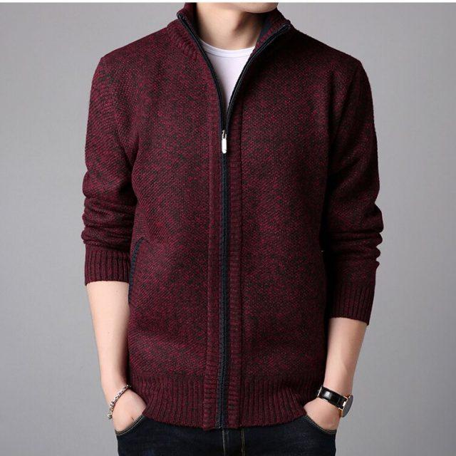 2020 Men's sweater jackets spring Autumn Winter jacket coat men Streetwear Hooded mens coats jackets M-3XL