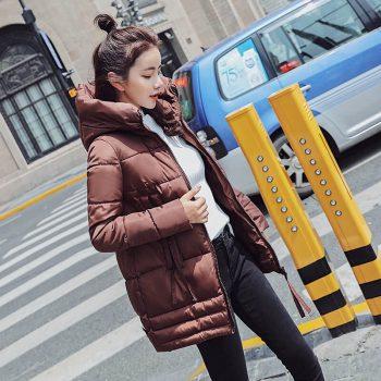 Winter Jacket women 2018 New Design Autumn Winter Coat Women Jacket Woman Parkas Outerwear Down jacket Winter Jacket Female Coat