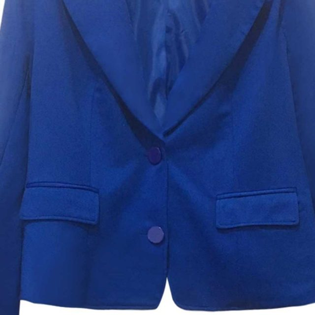Hot 2019 new Ladies Jacket Suit Collar Solid Slim Fit Long Sleeve Single-Breasted Small Jacket blazer female blazer women