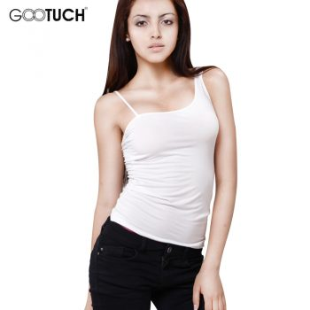 Womens Tank Top Camis Asymmetric Design Camisole Spaghetti Strap Singlet Underwear 4XL 5XL 6XL Ladies Sleeveless Undershirt 2454