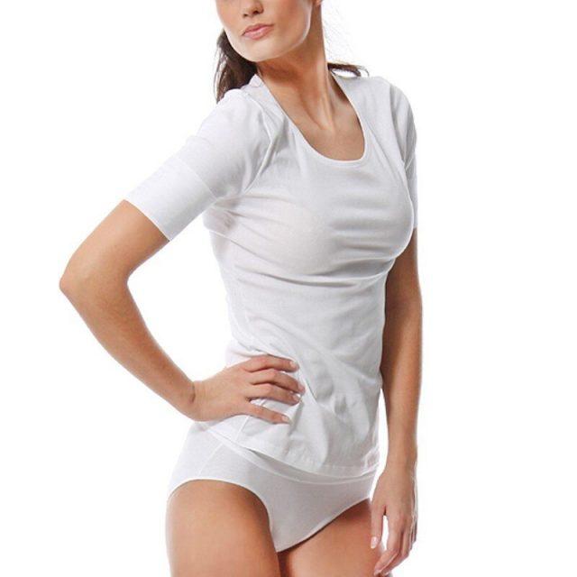 Women's Casual Cotton T-shirt Plus Size Tee Tops Short Sleeve Cotton Tees Women Soft Undershirts O Neck White T-shirt 5~6XL 8821