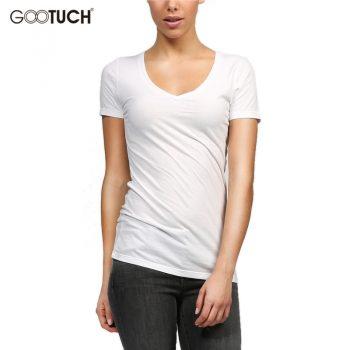Womens Cotton T Shirts Short Sleeved Sweetheart Neck Short Sleeves Ondergoed 4XL 5XL 6XL Female Soft Top Tee White T-Shirt 2338