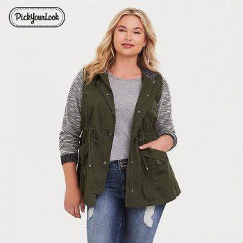 2019 Spring Women women's blend coat Hooded  Windbreaker Female Windproof Outerwear Basic Jacket Coat Tops Plus Size L-5XL D40