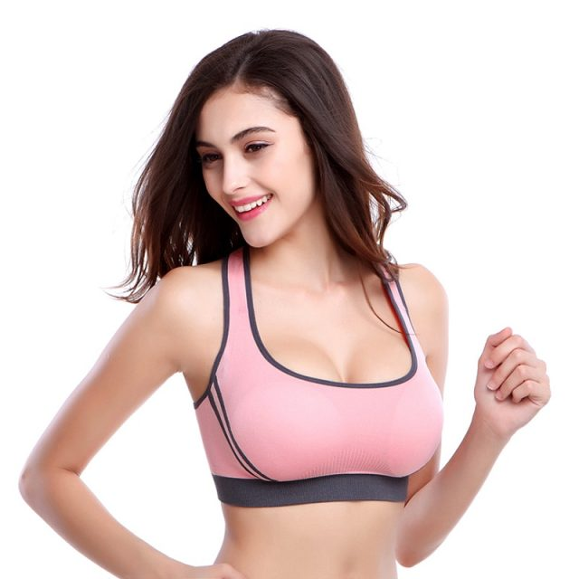 Women's Wireless Moving Comfort Sports Bra