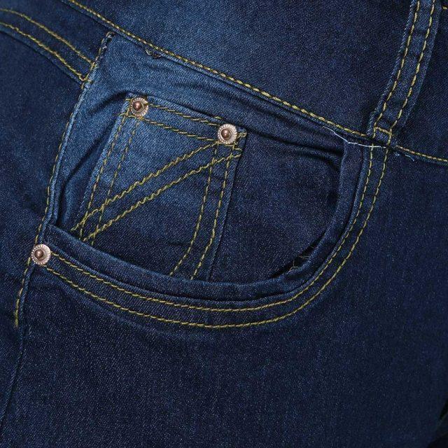 2020 High Waist Women Pants Plus Size Jeans Women Denim Pants Elastics Vintage Blue Washed Skinny Jeans Woman Jeans Feminino#J30